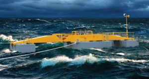 Wave energy could  compliment other renewable energy forms  and provide greater energy self sufficiency, security and reliability