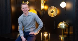 Managing director Mike Treanor last week announced plans to expand  Mullan Lighting.