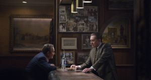 Joe Pesci and Robert De Niro in the Martin Scorsese film The Irishman. Photograph: Netflix