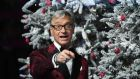 Director Paul Feig attends the UK premiere of Last Christmas at the BFI Southbank in London. Photograph: Neil Hall/EPA