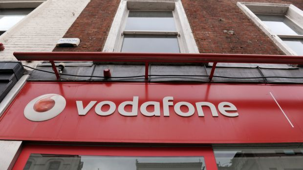 Vodafone customer wanted to get higher speed broadband as it's now in her neighbourhood