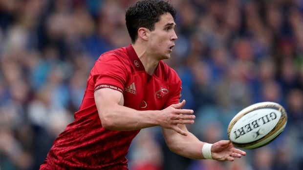 Munster's Joey Carbery.