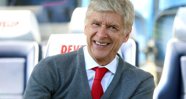 Wenger Takes Up New Role With Fifa