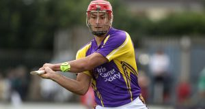 Lee Chin in action for Wexford. Chin says he is still tormented that they didn't seal the deal against Tipperary in the All-Ireland semi-finals. Photograph:  Bryan Keane/Inpho