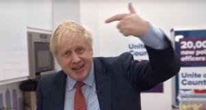 Boris Johnson: even the faux-familiar Tony Blair would have baulked at the British PM's 12 Questions video