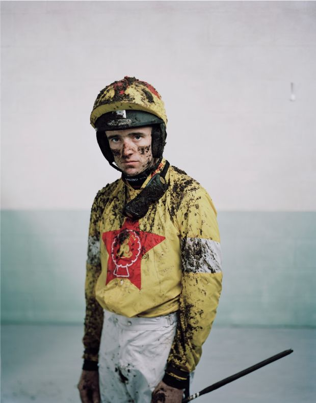 National Gallery of Ireland: the jockey Ruby Walsh, photographed by Spencer Murphy