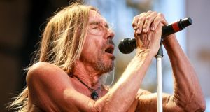 All Together Now 2020: Iggy Pop will play in front of up to 20,000 people over the August bank-holiday weekend. Photograph: Rich Fury/Getty