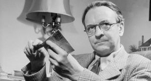 Writer Raymond Chandler. Photograph: Ralph Crane//Time Life Pictures/Getty