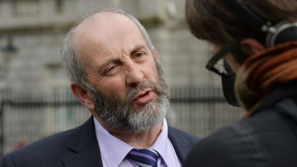 Miriam O'Callaghan is rendered powerless by Danny Healy-Rae - Irish Times