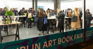The Dublin Art Book Fair is now in its ninth year