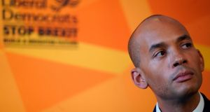 Liberal Democrat Chuka Umunna:  the party is preparing for another hung parliament. Photograph: Getty Images