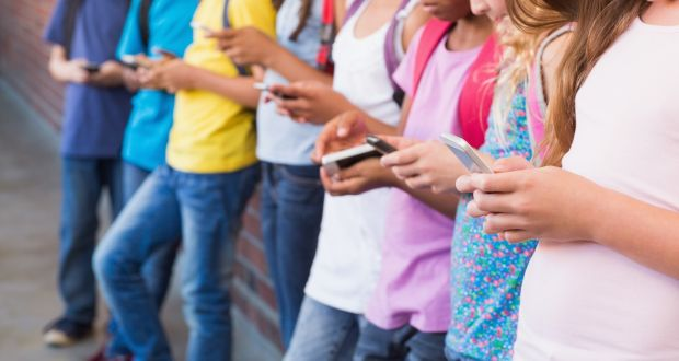 'Children with unsupervised internet access is a norm in urgent need of a national discussion.' Photograph: iStock