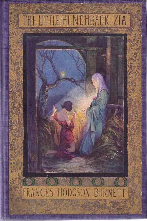 "The Little Hunchback Zia by Frances Hodgson Burnett: Zia, ""who has known no joy before since the hour of his birth"", witnesses the miracle of Jesus's birth."