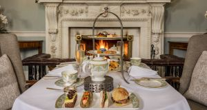 Luttrellstown Castle: This year the tea has a Victorian theme, in honour of Queen Victoria who made two visits to the estate.