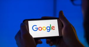 The heightened attention to the vast amount of data Google already holds to support its consumer advertising business prompts inevitable questions about how information belonging to companies such as Ascension is treated. Photograph: Jason Alden/Bloomberg