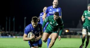 The Leinster and Connacht rugby teams are among Kitman's clients. Photograph: Dan Sheridan/Inpho