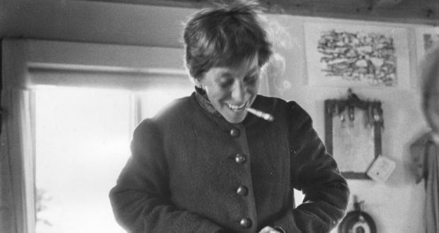 Tove Jansson: clear-eyed grace and humour  was a hallmark of her  writing, from her beloved Moomins stories to her adult fiction.  Photograph: Alf Lidman.