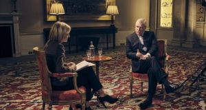 Emily Maitlis grills Prince Andrew
