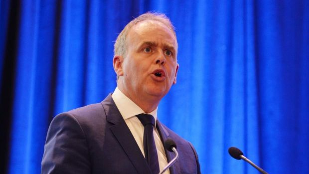 "Minister for Education Joe McHugh is to be warned that Ireland may be in breach of a UN convention by ""segregating"" up to 16,000 special pupils into special schools and special classes. Photograph: Alan Betson"