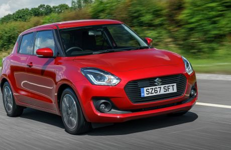 41: Suzuki Swift – a silent superstar