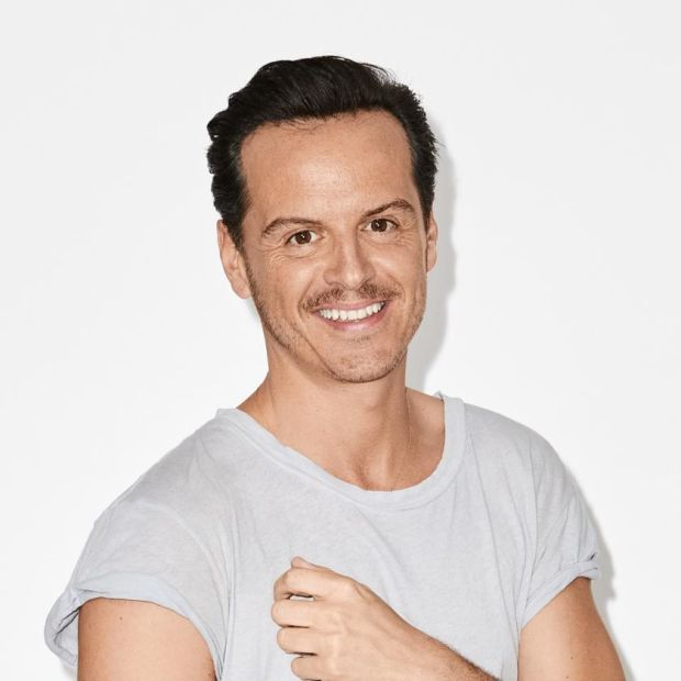 Andrew Scott is one of the stars Audible is pairing with popular classics; the Irish actor is reading Beatrix Potter. Photograph: Aaron Richter/New York Times