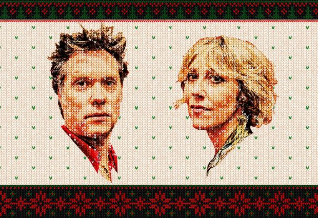 Rufus and Martha Wainwright's A Not So Silent Night takes place at the National Concert Hall on December 2nd and 3rd.