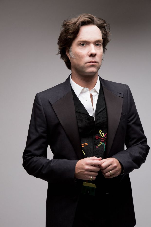 Rufus Wainwright: 'I am now amazed at how fantastic Christmas music is. I mean, there are certain guests we ask and they're like 'Oh, I hate Christmas music' and we kind of let it go.'
