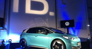 VW promises electric motoring for the masses -  starting at €40,000