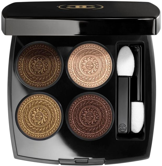 Chanel Exclusive Creation les 4 Ombres, € 55 from stockists nationwide.