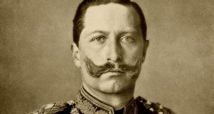 "Kaiser Wilhelm II: From exile in the Netherlands in 1927 said, ""The press, the Jews and mosquitoes are a plague from which humanity has to free itself, one way or the other."""