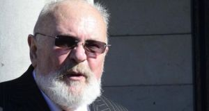 Senator David Norris said he had been contacted by the former elder of the church, who married his partner after the passage of the marriage equality legislation. File photograph: Cyril Byrne