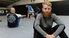 Paddy Holohan: 'MMA was a liferaft to grab onto'