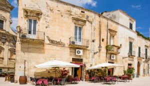 In Lecce, there are plenty of restaurants for dinner. Most are Italian, but you can also find a selection of Greek and Turkish places too. Photograph: iStock