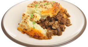 Making cottage pie or shepherd's pie from scratch takes time, which is why may of us opt for the readymade version