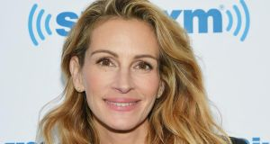 Julia Roberts: a Hollywood substudio  head proposed the actor play Harriet Tubman. Photograph: Mike Coppola/Getty