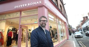 Oliver Bonas: Oliver Tress, the company's founder, says the staff of the Dublin branch were 'cool as you like' during the busy opening. Photograph: Nick Bradshaw