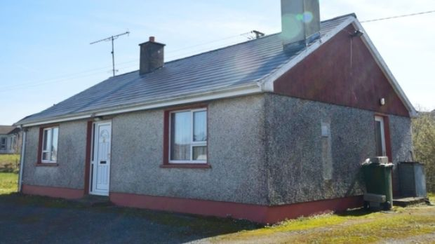 Two-bedroom bungalow in Fintown Village, Co Donegal for €80,000