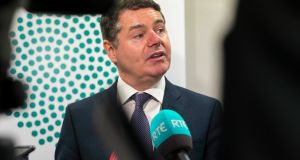 Minister for Finance Paschal Donohoe's budget has been approved.