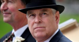 During an interview with the BBC last Friday Prince Andrew said he had 'let the side down'. File photograph: Getty