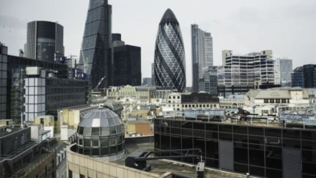 The City of London is preparing to lose the right to offer services across the EU