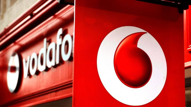 A woman says she lost her landline number after signing up to an offer from Vodafone: Photograph: PA Wire
