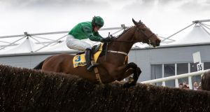 Footpad impressed on his return to action at Thurles on Thursday. Photograph: Morgan Treacy/Inpho