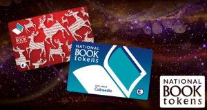 Win a National Book Tokens gift card