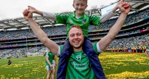 Limerick's Paul Browne after the 2018 All-Ireland final. James Crombie/Inpho
