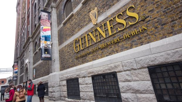 The Guinness Storehouse. Photograph: iStock
