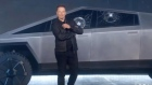 Tesla unveil 'bulletproof' Cybertruck, then smash its windows