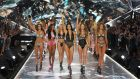 Victoria's Secret: the lingerie brand's final televised fashion show, in 2018. Photograph: Taylor Hill/FilmMagic/Getty