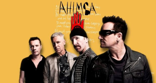 New U2 song Ahimsa is co-written by Indian composer AR Rahman