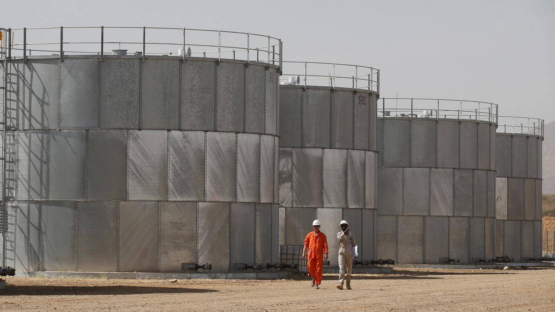 Tullow Oil plc $1.9 billion sales revenue $411 million free