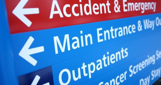 Most people surveyed said they trusted and had confidence in hospital staff. Photograph: iStock